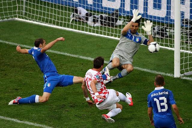 Italy and Croatia could make runs at the 2018 World Cup. But first they both have to qualify. (Getty)