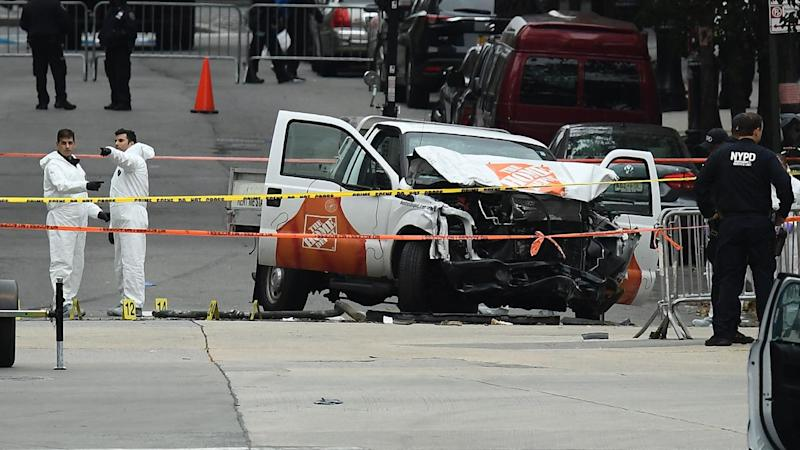 Terrorist in New York Attack Is Latest to Use Truck as Weapon of Choice