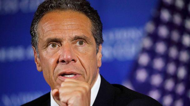 PHOTO: New York Gov. Andrew Cuomo speaks during a news conference. (Jacquelyn Martin/AP, File)