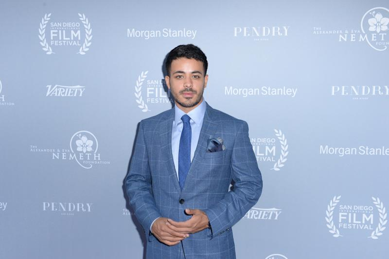 "Christian Navarro Called Out Disney for Casting a White Prince Eric in ""Little Mermaid"" Remake"