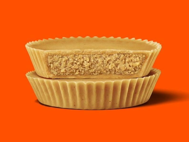 <p>Reese's new double peanut cup</p> (The Hershey Company)
