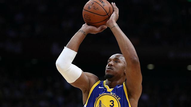 Golden State Warriors assistant Ron Adams was confused by David West's suggestion of drama in the team's locker room.