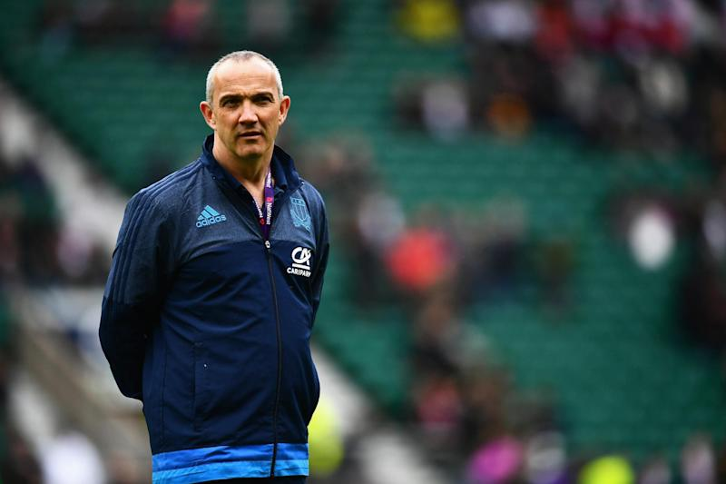Winless: Italy waiting for their first Six Nations victory under Conor O'Shea: Getty Images