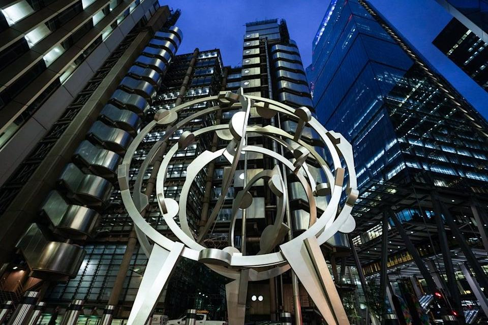Lloyd's is cutting operating costs through a digitalisation programme. (Ian West/PA) (PA Wire)