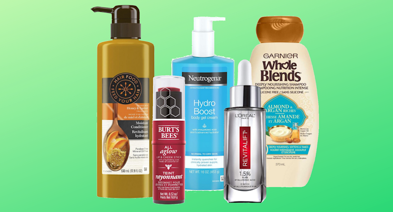 2020 Best New Product Awards winners for hair skin and makeup