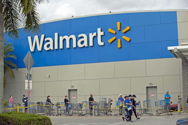 Walmart To Hire 50K More Associates