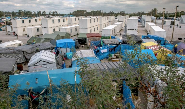Confusion, worry ahead of migrant camp closure in France