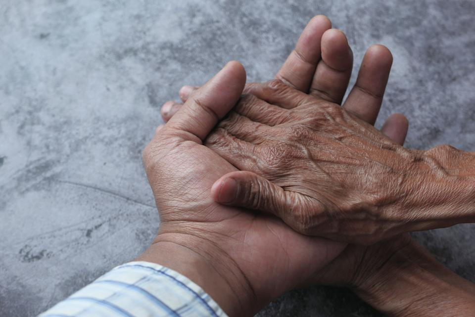 Social contact is important for the elderly, but in a pandemic it carries an increased risk of exposure to COVID-19. (Photo: Towfiqu Barbhuiya / EyeEm via Getty Images)
