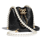"""<p><strong>Chanel</strong></p><p>chanel.com</p><p><strong>$3300.00</strong></p><p><a href=""""https://go.redirectingat.com?id=74968X1596630&url=https%3A%2F%2Fwww.chanel.com%2Fus%2Ffashion%2Fhandbags%2Fc%2F1x1x1%2F&sref=https%3A%2F%2Fwww.harpersbazaar.com%2Ffashion%2Fg34046218%2Fspring-2021-bag-trends%2F"""" rel=""""nofollow noopener"""" target=""""_blank"""" data-ylk=""""slk:Shop Now"""" class=""""link rapid-noclick-resp"""">Shop Now</a></p><p>Pearls are trending, but let's be honest, they've always been a good idea.</p>"""