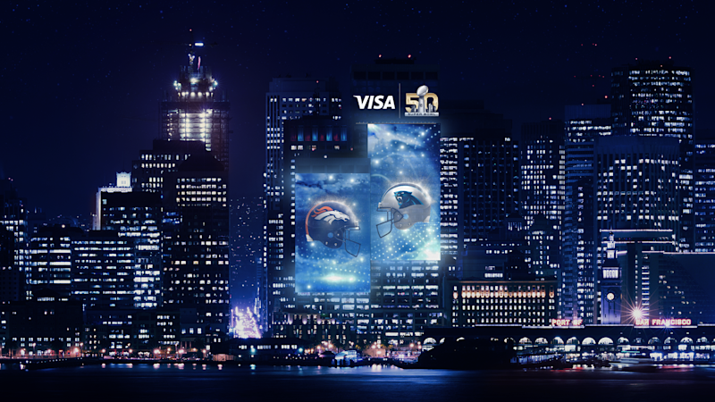Visa brings NFC to all the payment terminals at Levi's Stadium ahead of Superbowl 50