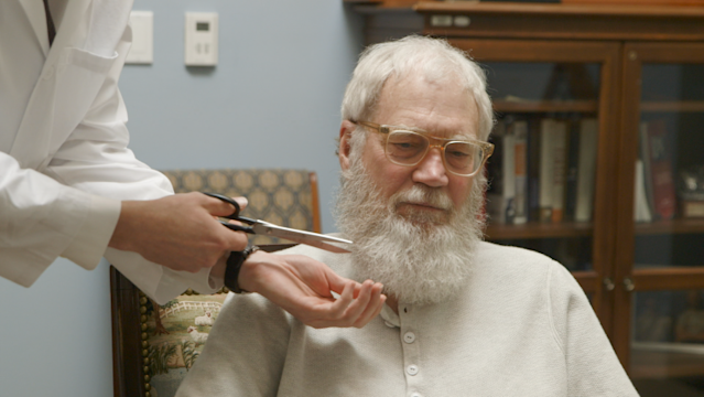 David Letterman (Photo: Funny or Die)