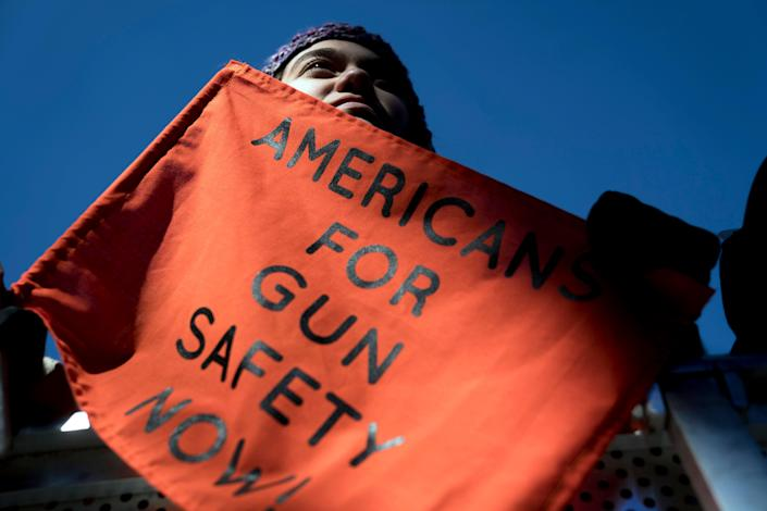 Gun Control Red Flag Laws (Copyright 2018 The Associated Press. All rights reserved.)