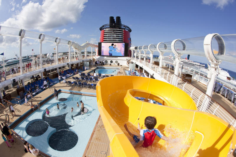 Cruise Critic Names The Best Cruise Ships In The World - Cruise ship slide