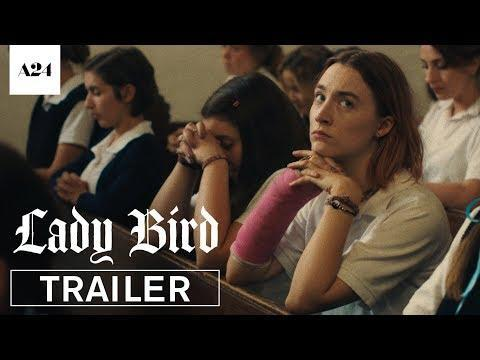 """<p><em>Lady Bird</em> was Greta Gerwig's directorial debut, and the movie follows high school senior Christine McPherson (played by Saoirse Ronan) as she longs to leave her hometown of Sacramento for a larger city and butts heads with her traditionalist mother. - TA</p><p><a href=""""https://www.youtube.com/watch?v=cNi_HC839Wo"""" rel=""""nofollow noopener"""" target=""""_blank"""" data-ylk=""""slk:See the original post on Youtube"""" class=""""link rapid-noclick-resp"""">See the original post on Youtube</a></p>"""