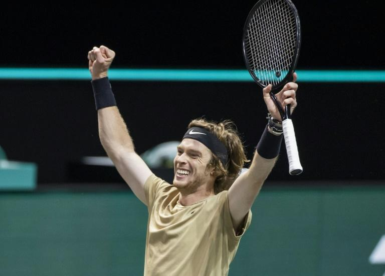 Rublev has been in fine form this year