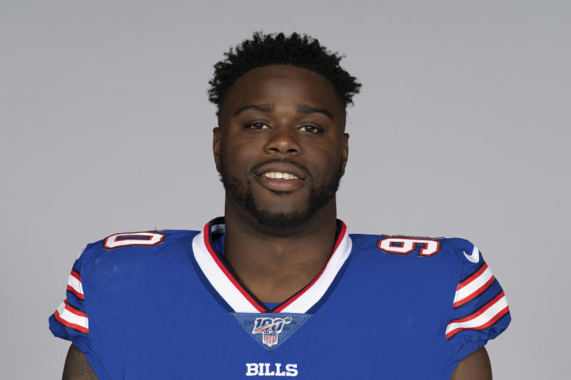 Bills' Shaq Lawson to pay for 11-year-old girl's funeral