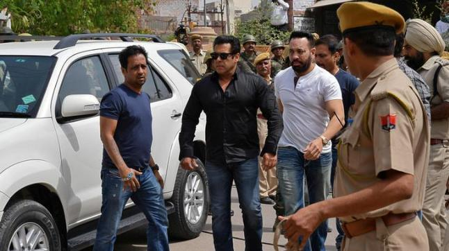 Salman Khan filed a petition in the Jodhpur District and Sessions Court seeking permission to travel abroad to visit four countries including the US, Canada and Japan.