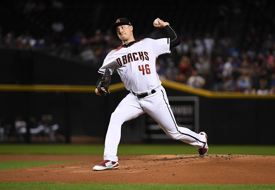 Patrick Corbin was the best pitcher on the market this offseason after Clayton Kershaw re-signed with the Los Angeles Dodgers. (Getty Images)