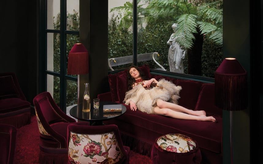 With its extraordinary cocktail of belle époque glamour, five-star luxury and creative exuberance, Maison Souguet is the ultimate lovers' address - LSB