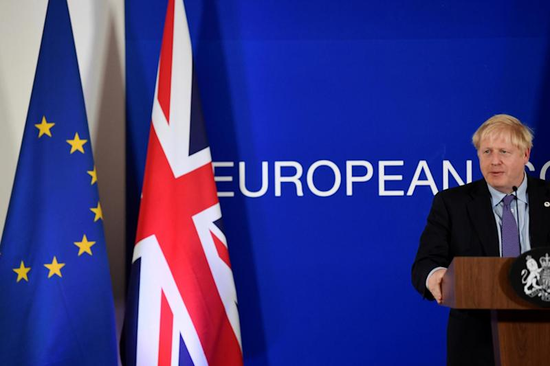 Prime Minister Boris Johnson (REUTERS file photo)