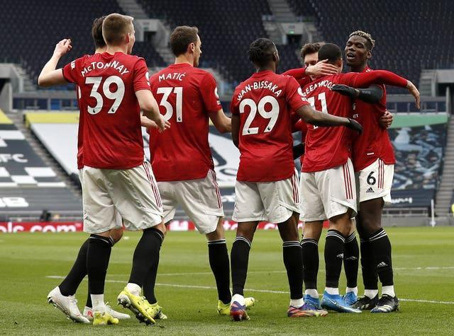 Manchester United are on a good run of form