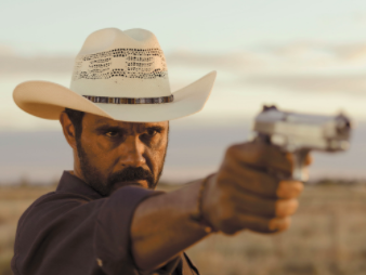 Australian film 'Mystery Road' will be available to stream for free as part of a virtual film festival on YouTube: BBC