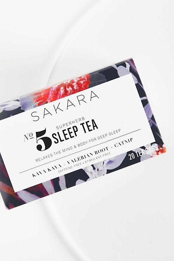 <p>All the people in my life who have trouble sleeping rave about the <span>Sakara Life Sleep Tea</span> ($20). The chamomile and lavender flavor also happens to be delicious.</p>