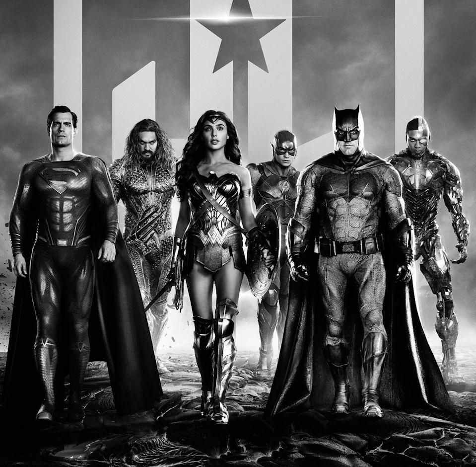 Zack Snyder's Justice League, 2021.