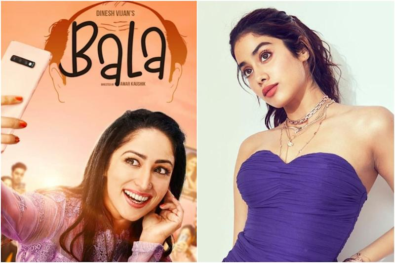Janhvi Kapoor's Message About Bala Has Great Sentimental Value, Says Yami Gautam