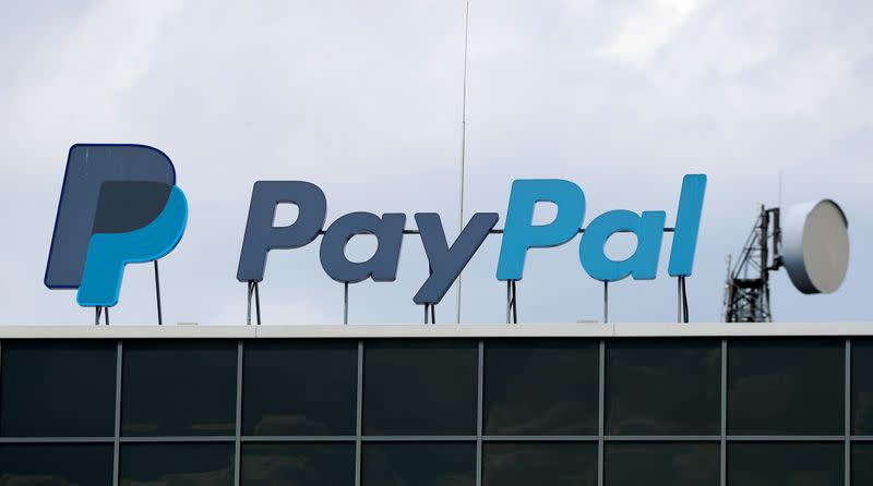 PayPal forecasts 2020 profit below estimates, shares fall