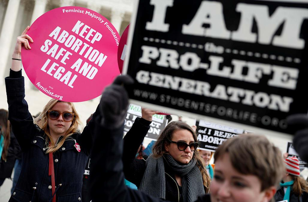 USA-ABORTION/MARCH