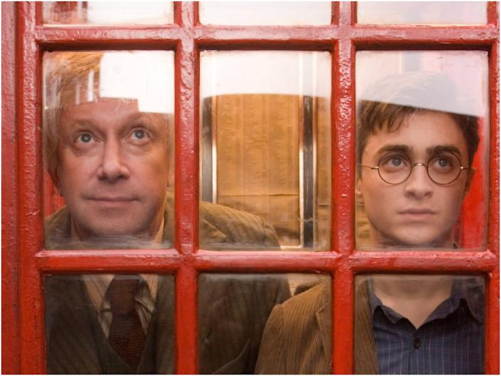 Ministry of Magic number