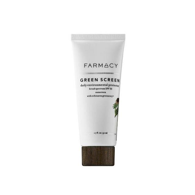 Farmacy Green Screen Daily Environmental Protector Broad Spectrum Sunscreen SPF 30 (Photo: Farmacy)