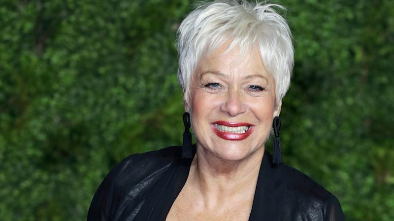 """Denise Welch attends """"The Crown"""" season 3 world premiere at The Curzon Mayfair on November 13, 2019"""