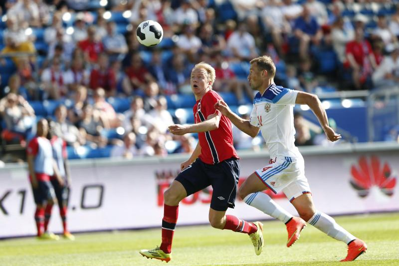 Russia headed to World Cup with high hopes
