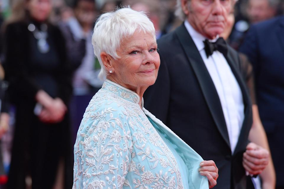Dame Judi Dench has encouraged the older generation not to give up on their sex lives [Photo: PA Images]