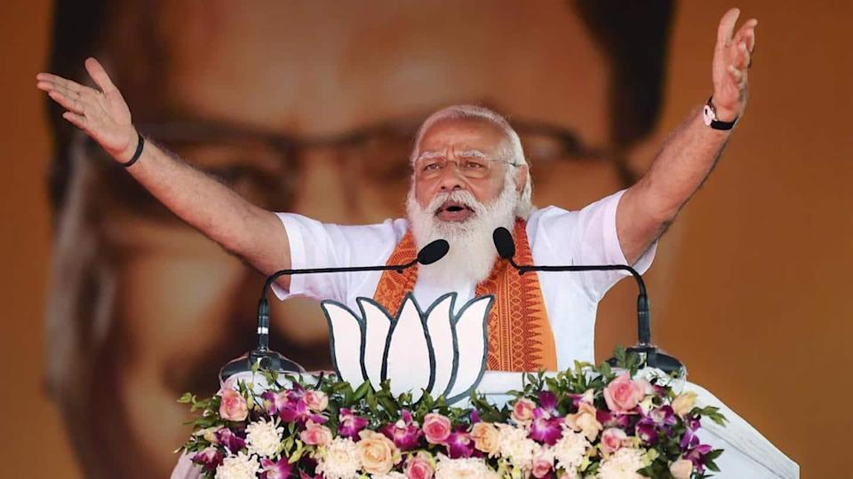 Modi cancels Bengal poll visit tomorrow; to chair COVID meetings