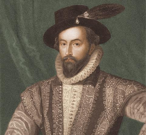 Sir Walter Raleigh - Credit: 2006 Getty Images/Stock Montage