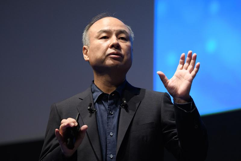 SoftBank's Son Makes a Pitch for Japan-Led Asia AI Superpower