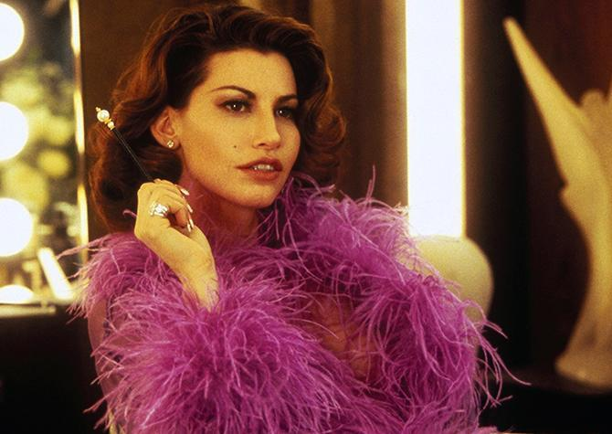 Gina Gershon en 'Showgirls' (United Artists – © 1995 Twentieth Century Fox)