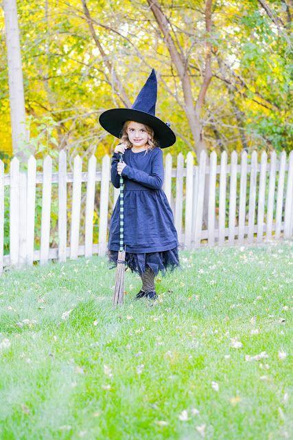 """<p>Want to get more than one use out of your child's Halloween costume? Layer a tulle skirt under a simple black T-shirt dress for a little drama. After the 31st, lose the skirt and pair the dress with a denim jacket and sneakers for an everyday look. </p><p><strong>Get the tutorial at <a href=""""http://www.doityourselfdivas.com/2017/10/diy-no-sew-witch-costume.html"""" rel=""""nofollow noopener"""" target=""""_blank"""" data-ylk=""""slk:Do It Yourself Divas"""" class=""""link rapid-noclick-resp"""">Do It Yourself Divas</a>.</strong><br></p><p><a class=""""link rapid-noclick-resp"""" href=""""https://www.amazon.com/California-Costumes-Womens-Witchs-Broom/dp/B00J48VHHE/ref=sr_1_2?tag=syn-yahoo-20&ascsubtag=%5Bartid%7C10050.g.28304812%5Bsrc%7Cyahoo-us"""" rel=""""nofollow noopener"""" target=""""_blank"""" data-ylk=""""slk:SHOP BROOMSTICKS"""">SHOP BROOMSTICKS</a></p>"""
