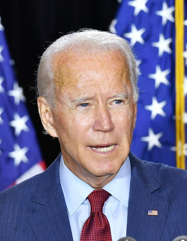 Democratic 2020 White House hopeful Joe Biden has called for a nationwide mask-wearing mandate as a way to stop the coronavirus pandemic's deadly spread