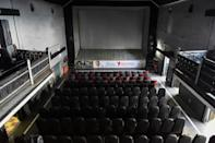 In recent decades cinemagoers have drifted to out-of-town multiplexes with their air conditioning, surround-sound and greater choice of films