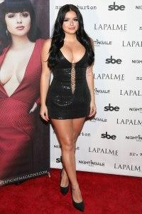 Ariel Winter attends LaPalme Magazine fall cover party