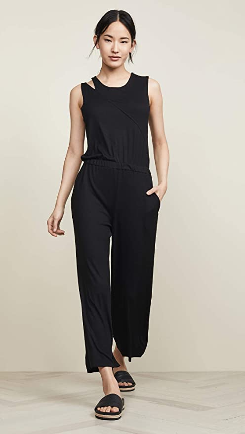 "<br><br><strong>Terez</strong> Rib Jumpsuit, $, available at <a href=""https://amzn.to/2T77OSN"" rel=""nofollow noopener"" target=""_blank"" data-ylk=""slk:Amazon Fashion"" class=""link rapid-noclick-resp"">Amazon Fashion</a>"