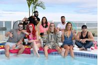"""<p>Why? Past contestants snuck in phones. """"They literally try to hide phones in everything,"""" Julie Pizzi, president of entertainment and development for Bunim/Murray Productions, told <a href=""""https://www.eonline.com/news/1016548/surprise-bromances-contraband-and-playing-favorites-revealing-every-secret-of-mtv-s-the-challenge"""" rel=""""nofollow noopener"""" target=""""_blank"""" data-ylk=""""slk:E! News"""" class=""""link rapid-noclick-resp""""><em>E! News</em></a>. """"Like, they'll cut the side of a jacket and put a phone in there. It's very funny.""""</p>"""