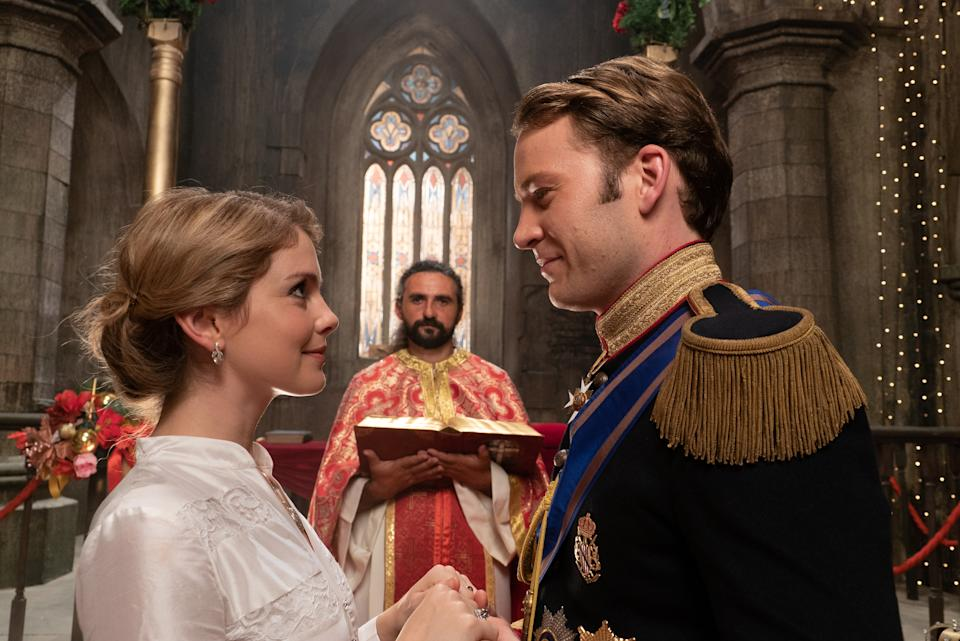 Each 'Christmas Prince' film manages to be more ludicrous than the lastNetflix