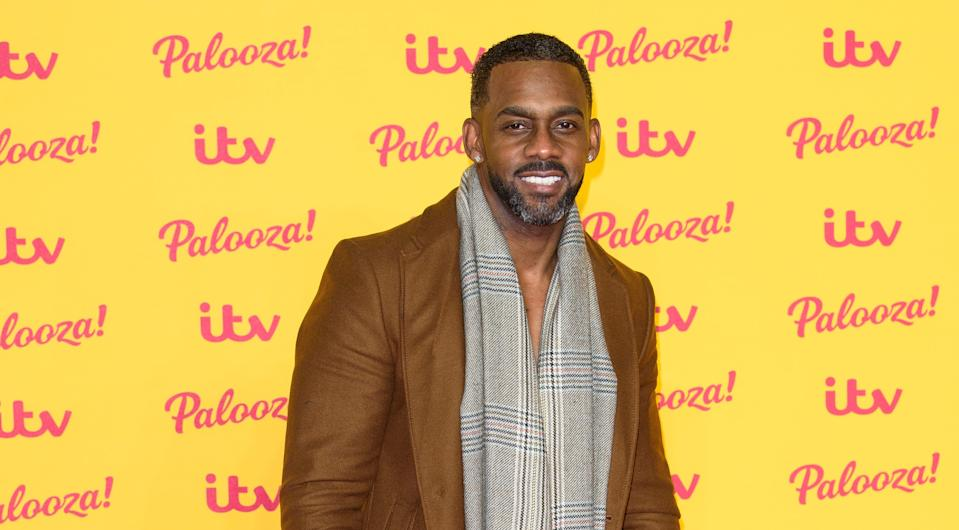 Richard Blackwood has revived his career after becoming an actor. (Getty Images)
