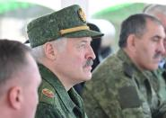 Joint Russia and Belarus military exercise Zapad-2021 at the Obuz-Lesnovsky training ground