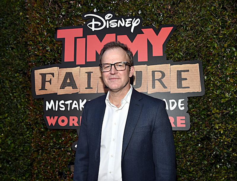 "Director Tom McCarthy attends the premiere of Disney's ""Timmy Failure: Mistakes Were Made"" on January 30, 2020. (Photo by Alberto E. Rodriguez/Getty Images for Disney)"